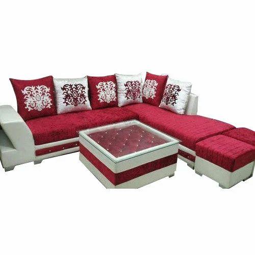 Designer Corner Sofa Set at Rs 35000 /set | Kirti Nagar | New Delhi ...