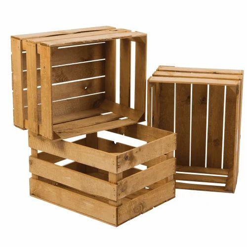 Wooden Crates Mix Wooden Crates Manufacturer From Vadodara