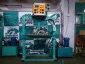 Semi Automatic Four Die Paper Dish Making Machine