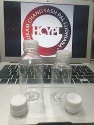 100 ml sanitizer pet bottle