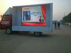 Van Advertising LED Display Screen