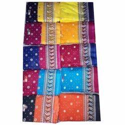 Printed Cotton Dress Material Fabrics, GSM: 100-150