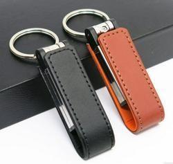 Customized Leather Ring Holder USB