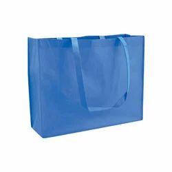 Sky Blue Biodegradable Paper Bag
