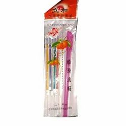 Plastic 5 Refill Pens, Packaging Type: Packet