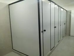 Modular Toilet Partition