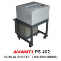 Avanti PS 402 Paper Shredder
