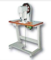Semi Automatic Eyeleting Machine