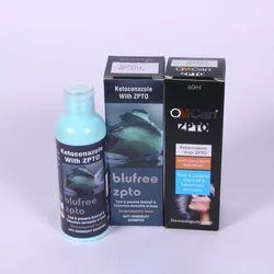 Blufree ZPTO Anti-Dandruff Shampoo