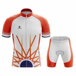 Cycling Suits Half Sleeves