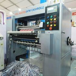 Paper Roll Slitting Rewinding Machines - Roll Master (BC08)