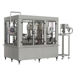 Water Bottle Rinsing Filling and Capping Machine-8-8-4