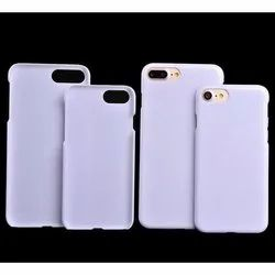 Plastic White Sublimation Mobile Cover, Packaging Type: Packet
