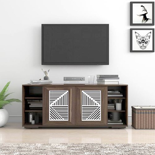 The Maark Wooden Tv Unit Rs 8250