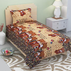 3D Single Bedsheet