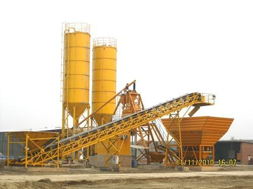 Concrete Batching Plants Amp Machines Fixed Type Concrete