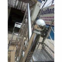 Rajdhani Steel Stainless Steel Railings