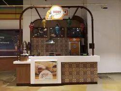 Mall Kiosk Work