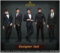 3-Piece Suit Party Designer Suits For Men's