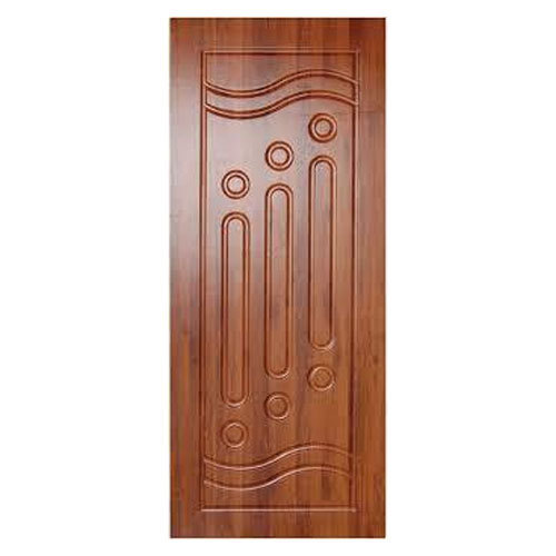 Wood PVC Membrane Door, Size/Dimension: 7L x 3.5B Feet