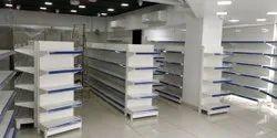 Supermarket End Cap Shelves