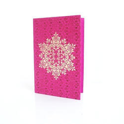 Greeting cards manufacturers suppliers dealers in jaipur pink handmade paper card m4hsunfo