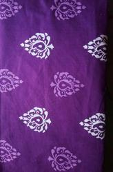 Flowers Printed Cotton Fabric