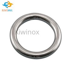 SS Railing Plain Ring