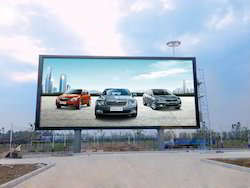Outdoor LED Video Walls