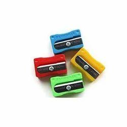 Multicolor Staedtler Plastic Pencil Sharpener