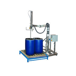 Flow Meter Drum Filling Machine