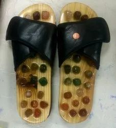 Yoga Paduka Massager Slipper, Same, Size: s .M.L