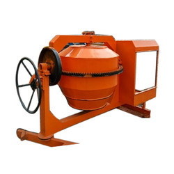 Mild Steel Concrete Mixer Machine