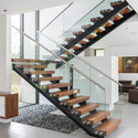 Double Stringer Staircase