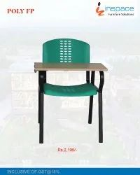 Writing pad Chair - Poly