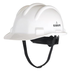 Helmet With Ratchet-Type Adjustment