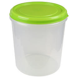 Home Keeper Plain Plastic Storage Containers
