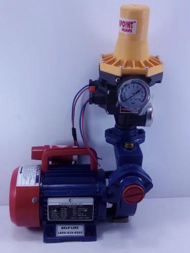 0.5 Hp Pressure Pump For Bathroom, Rs 8400 /piece, Mach ...
