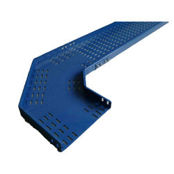Thermosets Stainless Steel Cable Tray Powder Coating Service, Machine