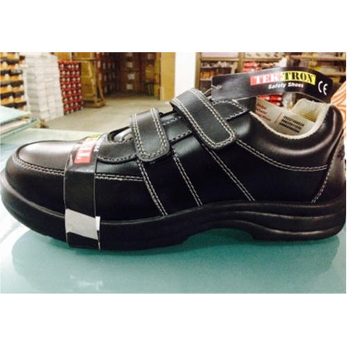 Tek-Tron Velcro Safety Shoes (Without