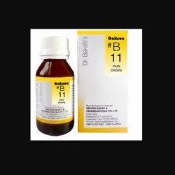 Bakson B11 Pain Drops (30ml)