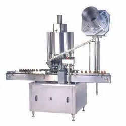 Automatic Rotary ROPP Cap Sealing Machine