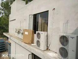 Commercial Split Air Conditioner Services, Copper