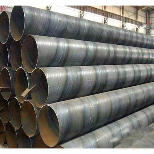 Mild Steel Pipes - Mild Steel Spirally Welded Pipes