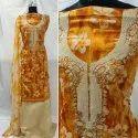 Cotton Dress Metireal With Handwork