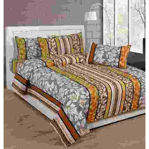Superieur Cotton Fitted Double Bed Sheet