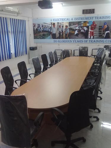 Approved Shade Wooden Conference Table 16 Seater Size 16 L X 4