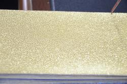 Golden Leatherite Paper Photo Album