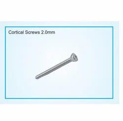 Cortical Screws 2.0mm