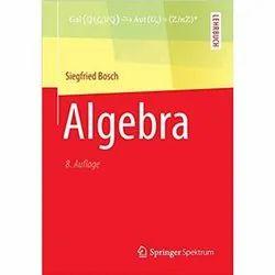 Springer Spektrum English Algebra Book